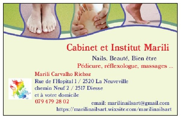 Institut Marili Nails Art et Beauté Diesse